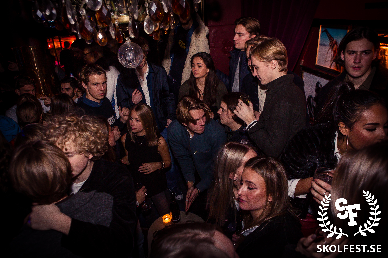 Östra Real, Bromma, Blackeberg – 200 dagarsfest 2018-11-26