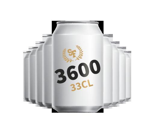 3600 st 33cl burkar