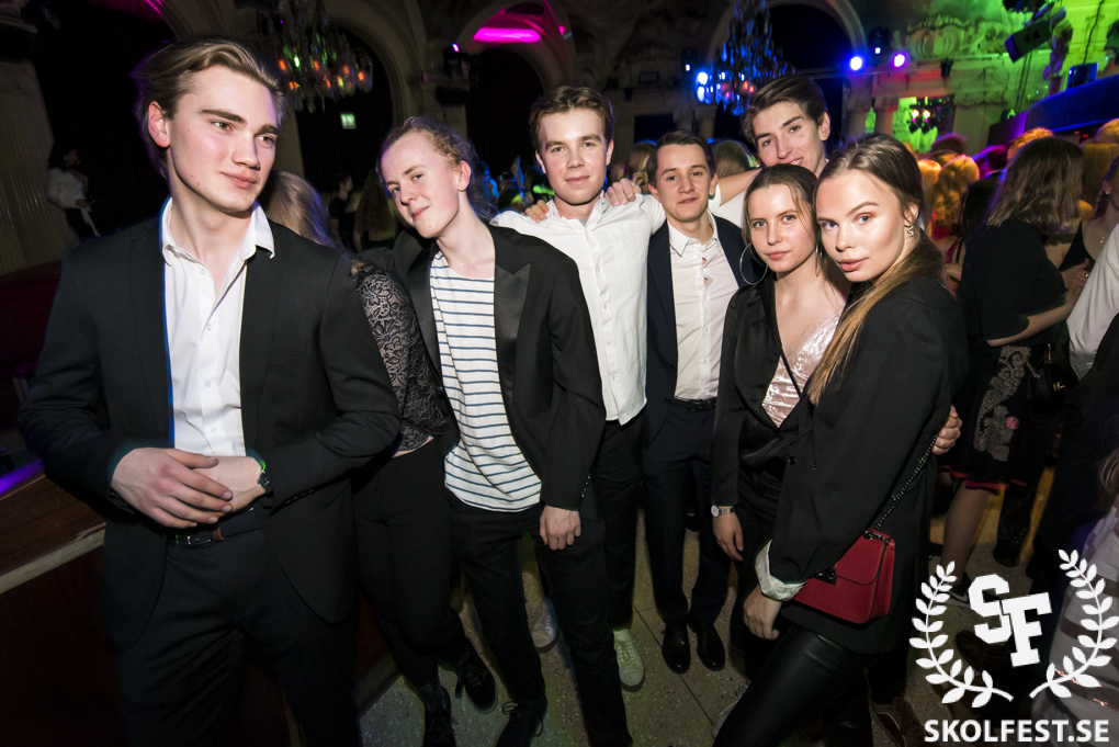 Östra Real – Cafe Opera – 2019-03-04